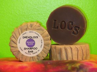 Dragons Blood Dreadlocks Shampoo Bar