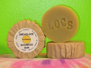 Patchouli Dreadlocks Shampoo Bar