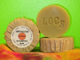 Satsuma Dreadlocks Shampoo Bar