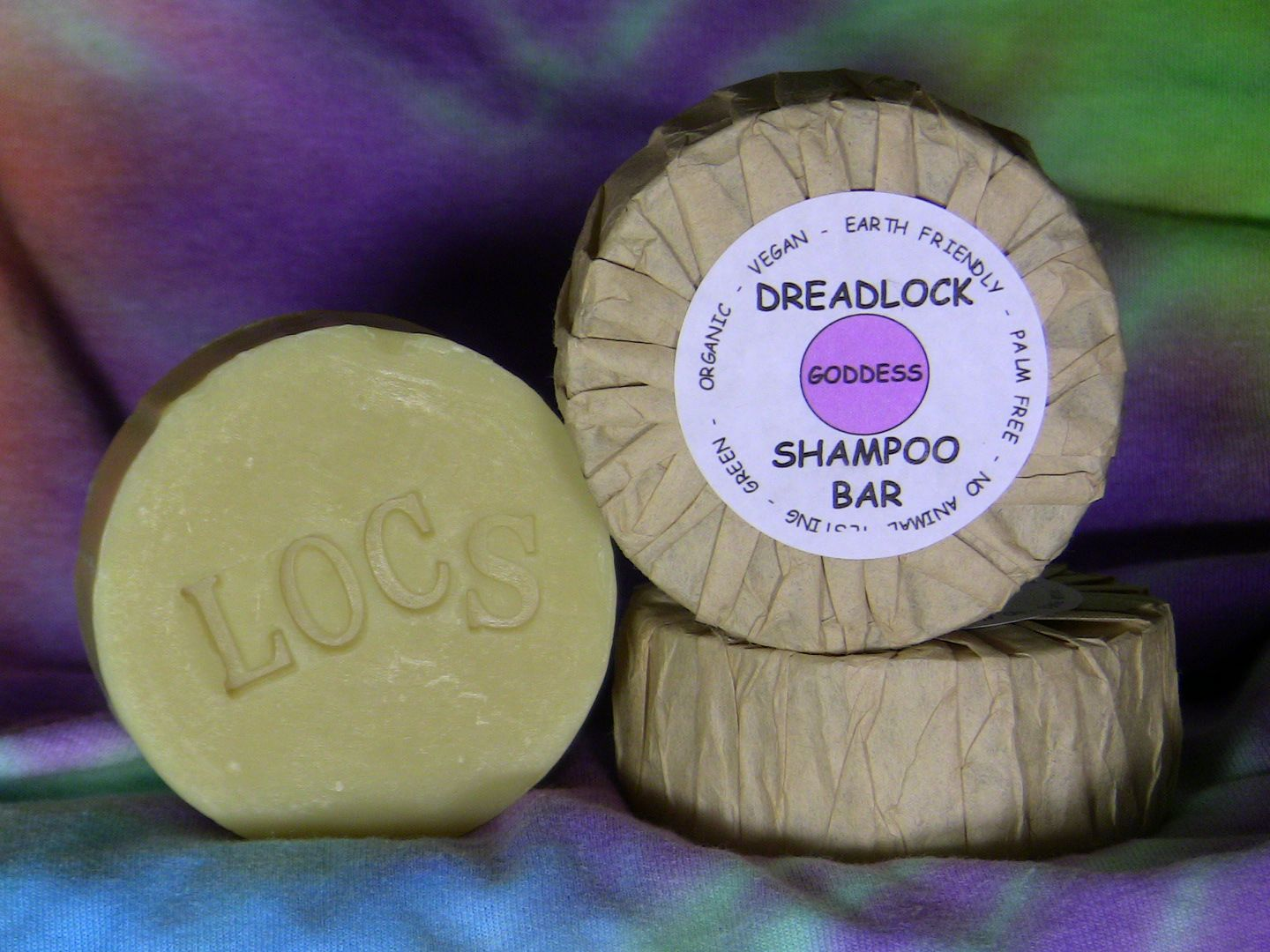 Goddess Dreadlock Shampoo Bar