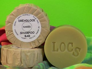 Naked Dreadlocks Shampoo Bar