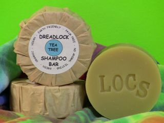 Tea Tree & Rosemary Shampoo Bar