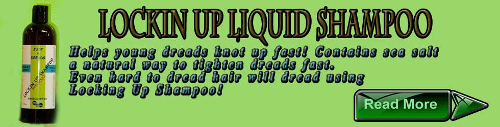 Lockin Up Liquid Dreadlocks Shampoo